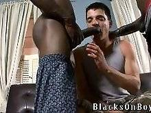 Blacks On Boys. Nicolas Burt